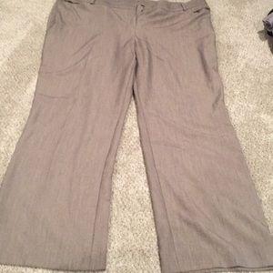 Worthington wide leg dress pants